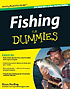 Fishing For Dummies by Steve Starling