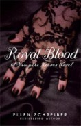 Vampire Kisses 6 : Royal Blood by Ellen Schreiber